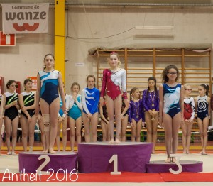 Gaf Div 5 podium 2