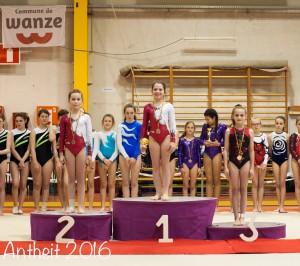 Gaf Div 5 podium